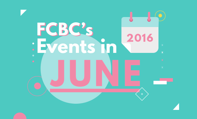 FCBC's Events in June