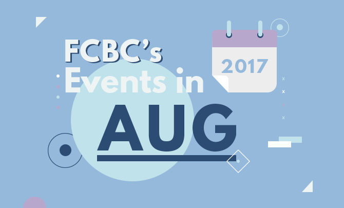 FCBC's August Events