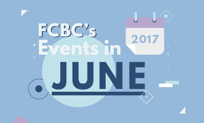 FCBC's June Events
