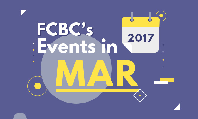 FCBC's March Events