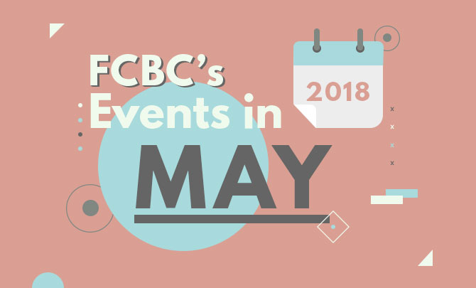 FCBC's May Events
