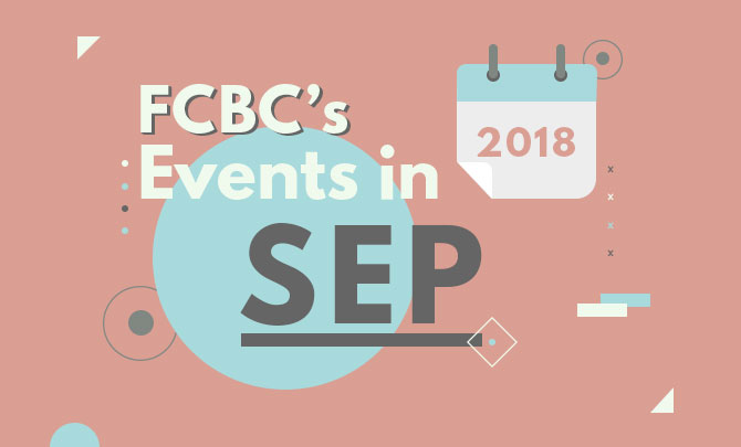FCBC's September Events