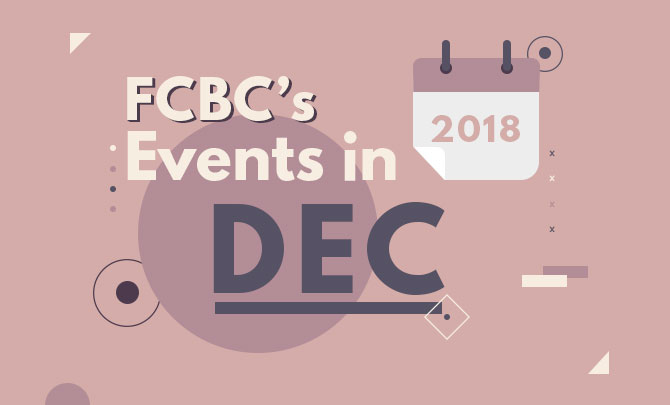 FCBC's December Events