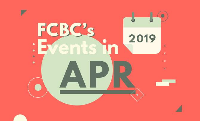 FCBC's April Events
