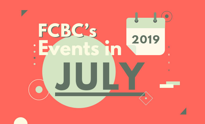 FCBC's July Events