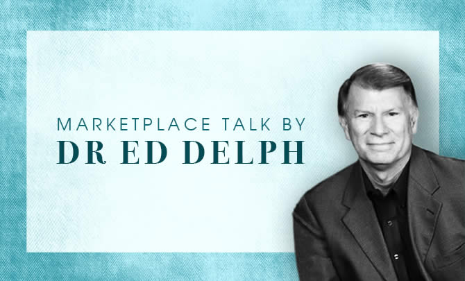 Marketplace Talk by Dr Ed Delph