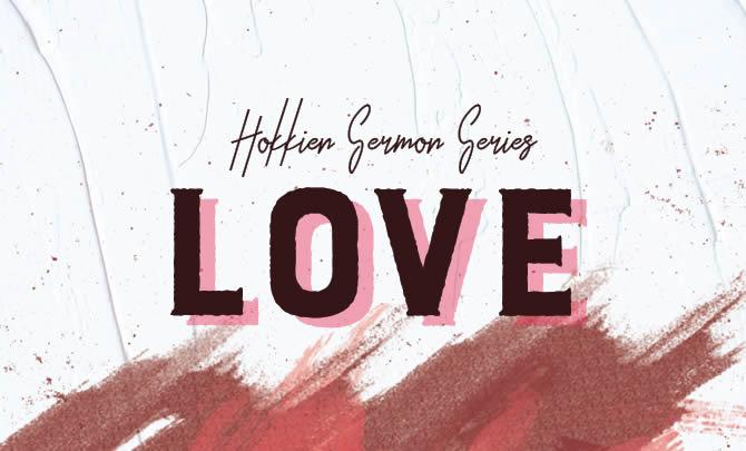 Hokkien Sermon Series: Love