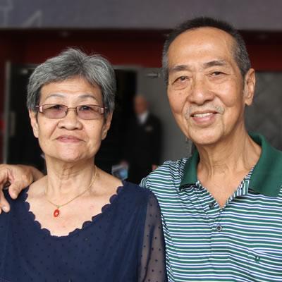 福建事工:Hock Lai & Mooi Eng的见证