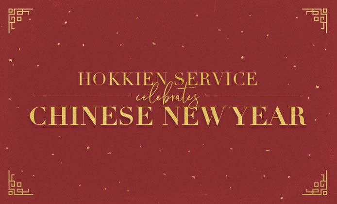 Hokkien Service celebrates Chinese New Year