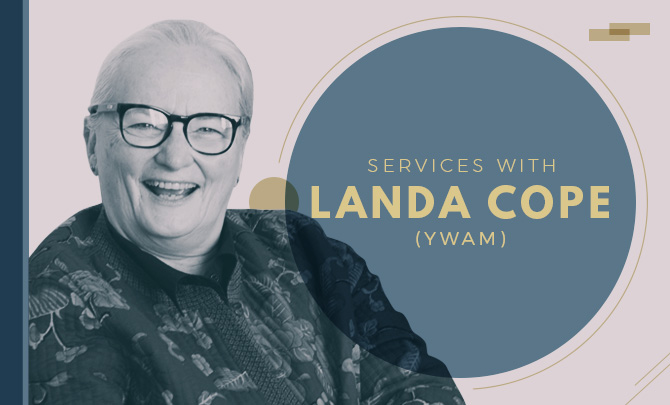Services with Landa Cope