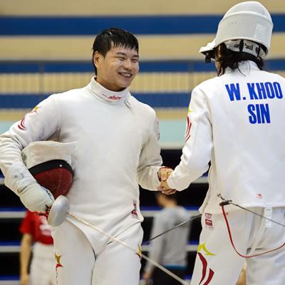 FCBC's Star Athlete - Lim Wei Wen