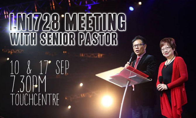 LN1728 Meeting With Senior Pastor