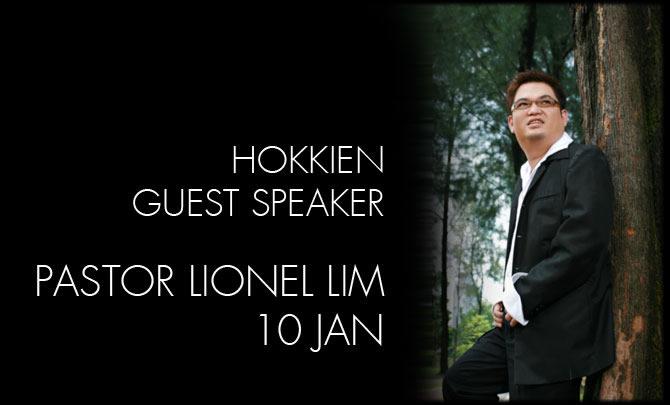 Guest Speaker: Loren Cunningham