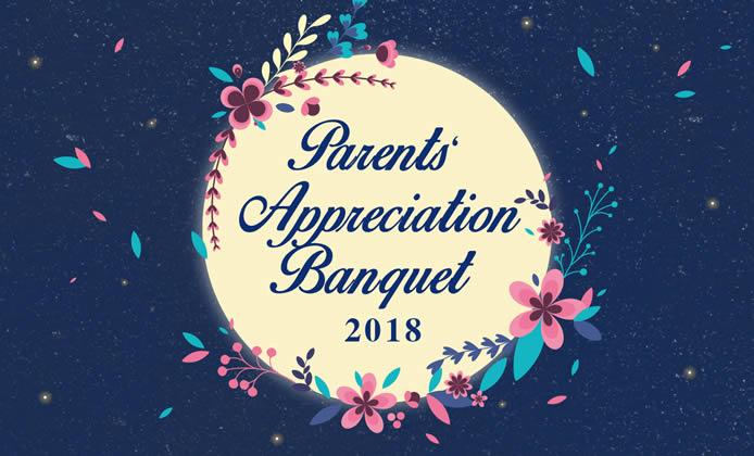 Parents' Appreciation Banquet