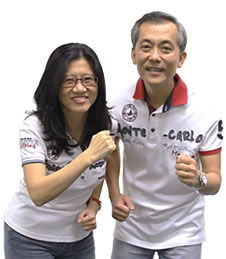 Tay Chin Kwang & Hsiu Chin