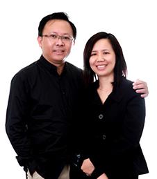 Loke Mun Tai & Alicia