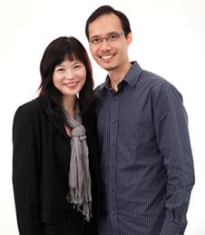 彭伟纶与张翠翠团队