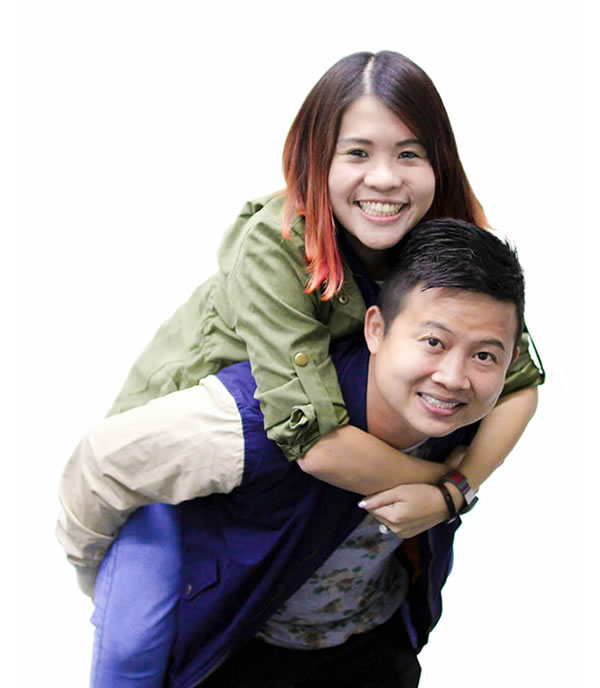 Wang Guanghan & Melissa