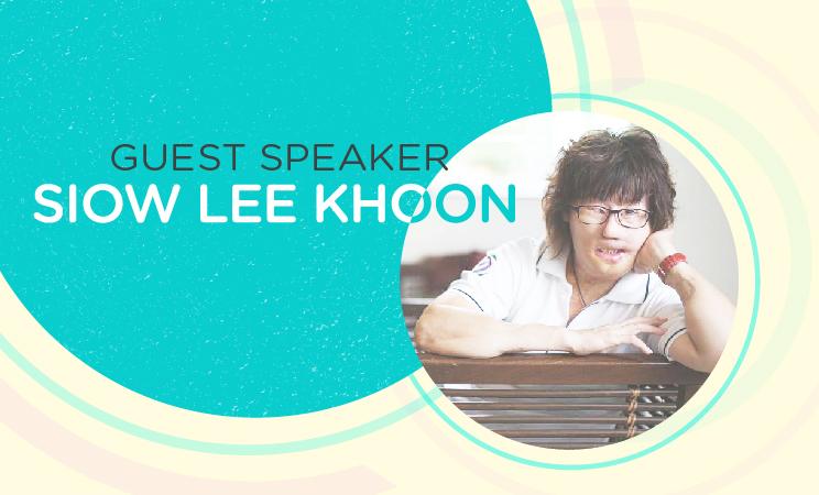 Hokkien Guest Speaker Siow Lee Khoon