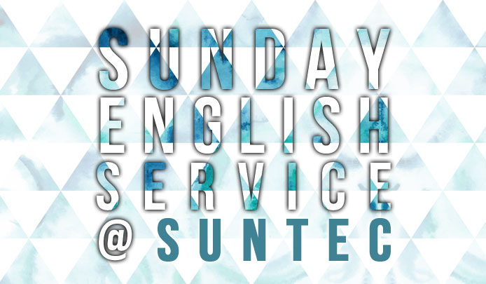 Sunday English Services @ Suntec