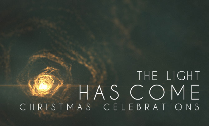 Christmas Celebration Services