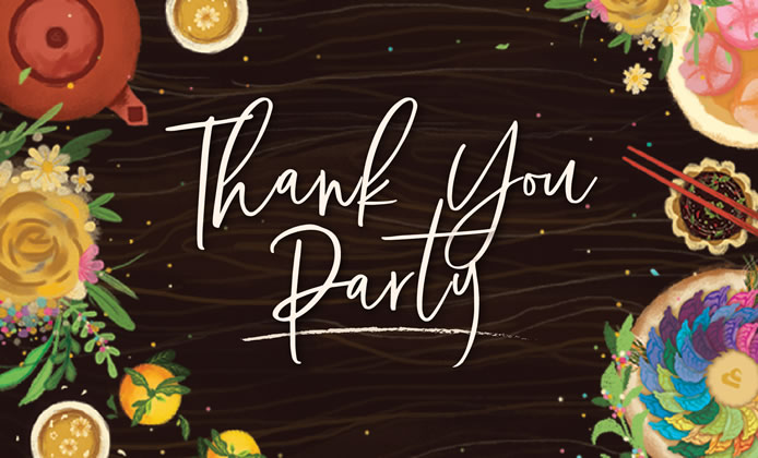 Thank You Party