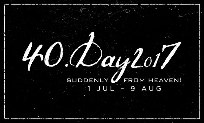 40 Day 2017