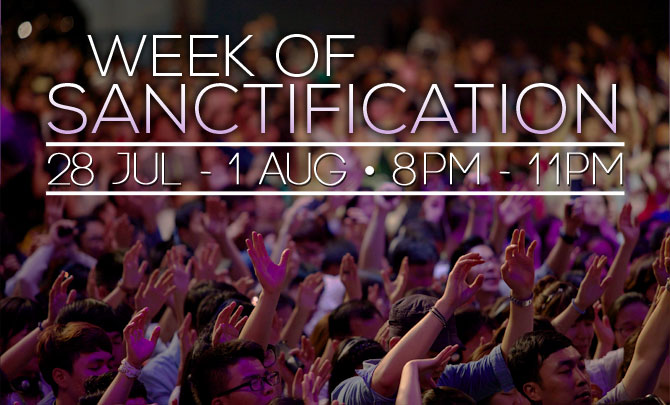 Week of Sanctification
