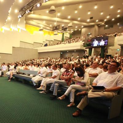 FCBC Wears White